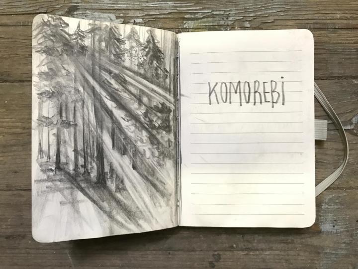 Komorebi klein